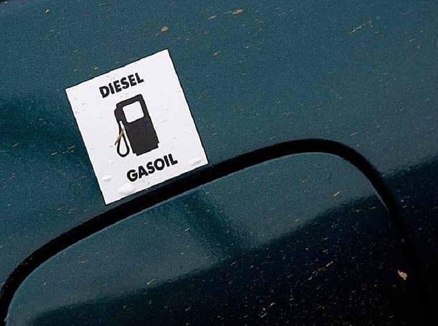 benzine diesel tanken