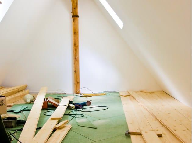 Zolderverbouwing | wat kost een aannemer